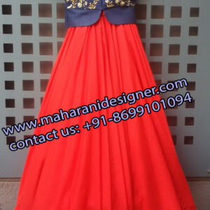 Designer Anarkali Suit , Ladies Suits Boutiques In Amritsar