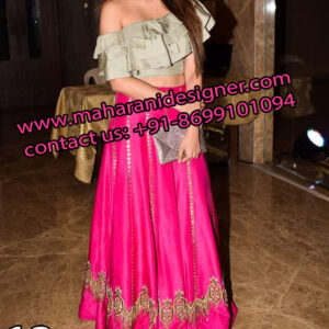 Best Designer Boutique In Ludhiana ,Designer Lehenga