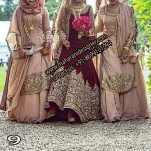 Best Boutiques In Punjab , Bridal Lehenga