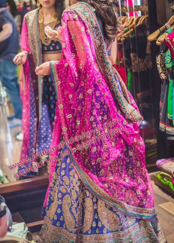 Designer Bridal Lehenga , Best Boutiques in Amritsar