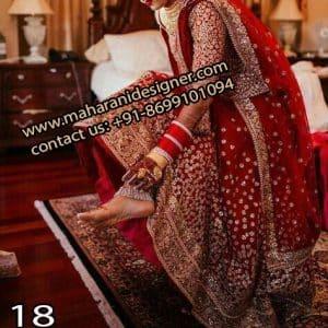BRIDAL LEHENGA , Boutiques In Jalandhar Punjab
