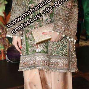 Designer Pajami Suit , Designer Stores In Ludhiana