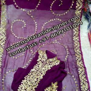 Designer Salwar Suit , Boutique In Amritsar Punjab India