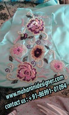 Designer Boutiques In Hoshiarpur Punjab | Maharani Designer
