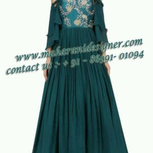 Boutique in Srinagar, Boutiques in Srinagar, Designer Boutique in Srinagar, Designer Boutiques in Srinagar, Maharani Designer Boutique, Designer Long Dress.