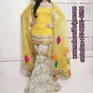 Designer Boutique in Karnal, Designer Boutiques in Karnal, Boutiques in Karnal,Boutique in Karnal, Maharani Designer Boutique, Designer Sharara Suit .