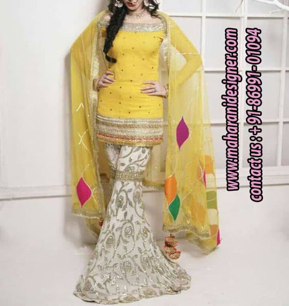 Designer Boutique in Karnal, Designer Boutiques in Karnal, Boutiques in Karnal,Boutique in Karnal, Maharani Designer Boutique, Designer Sharara Suit .