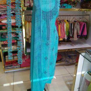 Designer salwar suits online purchase, designer salwar kameez material online, designer long salwar suit online, Maharani Designer Boutique, Latest Designer Salwar Suits Online.