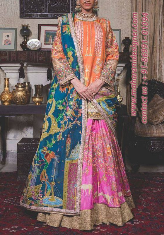 Designer bridal lehengas in chandigarh, designer lehengas on rent in chandigarh, designer bridal lehengas on rent in chandigarh, designer lehenga in chandigarh,Maharani Designer Boutique, Designer Lehengas In Chandigarh.