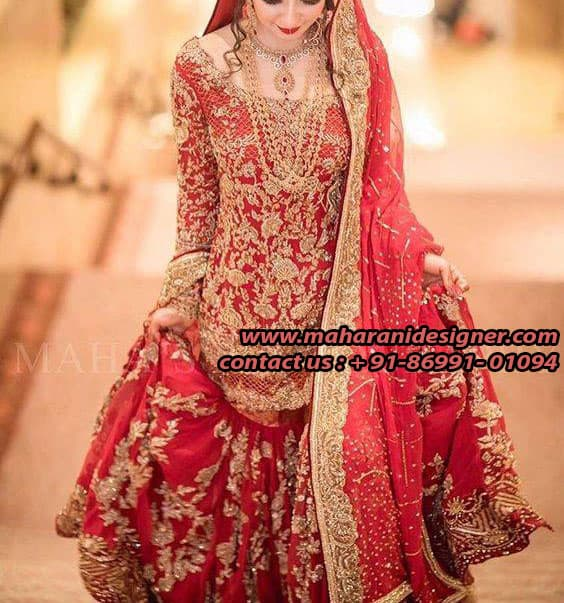 Designer Bridal Sharara, Designer sharara suits manufacturers, designer sharara suits exporters, designer sharara suits images, designer sharara suits online, designer sharara style,designer sharara dress online, Maharani Designer Boutique, Designer Sharara Dress Online.