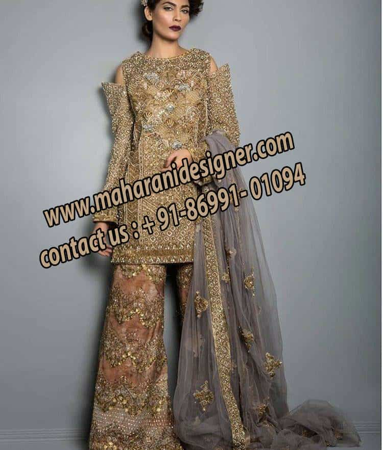 Latest designs for sharara, latest sharara designs for wedding,latest sharara designs for mehndi,designer latest mehndi functions sharara, latest designer sharara suits 2016, latest designer sharara pics, latest designer sharara suit, Latest Designer Sharara, Maharani Designer Boutique.