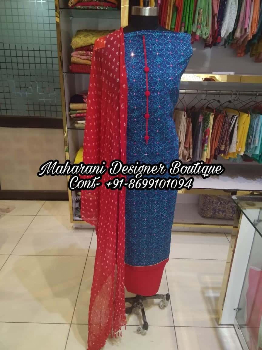 MDB – 10508 Designer Suits Images ( Designer Boutique Chandigarh Punjab  India )