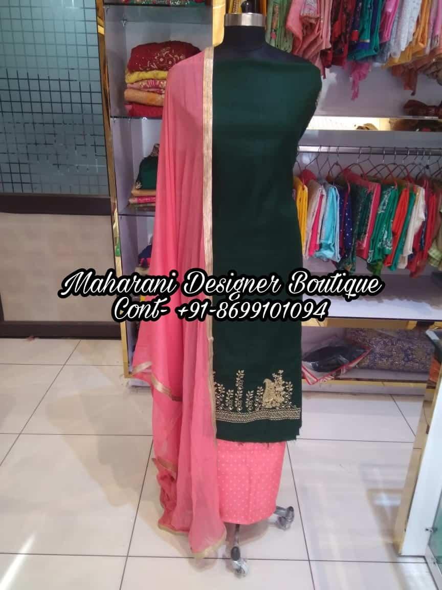 Punjabi Designer Boutique In Uttarakhand On Facebook Maharani Designer Boutique,Negative Space Design
