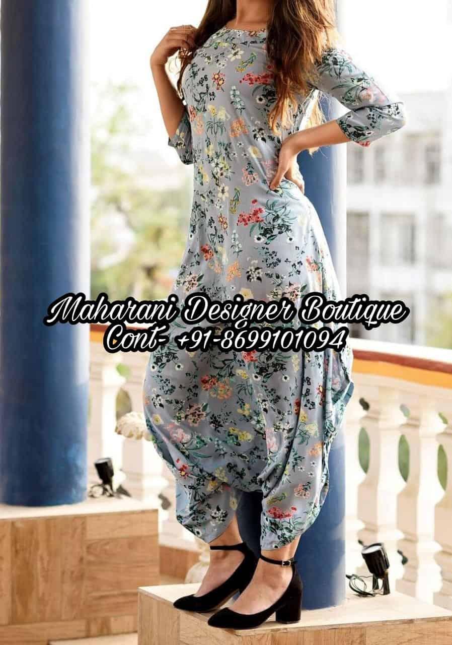 Designer Punjabi Suits Boutiques In Delhi Maharani
