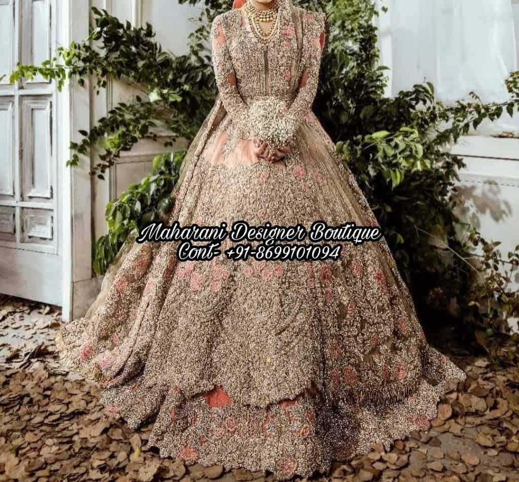MDB – 20 Indian Bridal Wear Online Shopping  Punjabi Designer Boutiques  In Amritsar