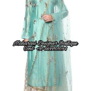 Boutique Punjabi Suit Design | Maharani Designer Boutique