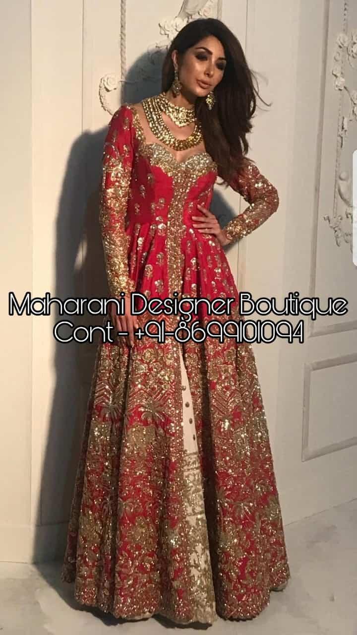 Bridal Dress Rental | Maharani Designer Boutique