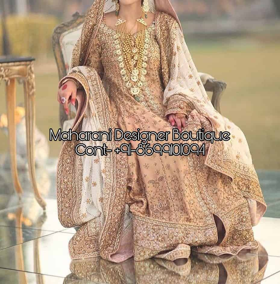 Buy Bridal Dresses Online Maharani Designer Boutique