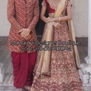 red lehenga and sherwani, bridal lehenga and sherwani, pink lehenga and sherwani, matching bridal lehenga and sherwani, latest bridal and groom dresses, indian bridal and groom dress, bridal and groom matching dress, bridal groom dresses images, bridal and groom dress in pakistan, pakistani bridal and groom dress, bride and groom dress up, indian bride and groom dress up, bridal and groom dresses 2017, Maharani Designer Boutique