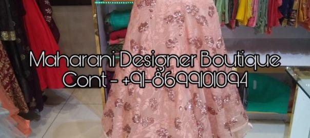 fancy dress on rent in jalandhar,party wear lehenga on rent in jalandhar,dresses for rent in jalandhar,wedding dresses on rent in ludhiana, Maharani Designer Boutique