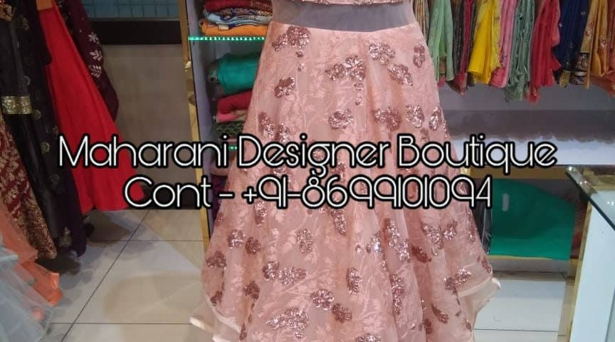 fancy dress on rent in jalandhar, party wear lehenga on rent in jalandhar, dresses for rent in jalandhar, wedding dresses on rent in ludhiana, Maharani Designer Boutique