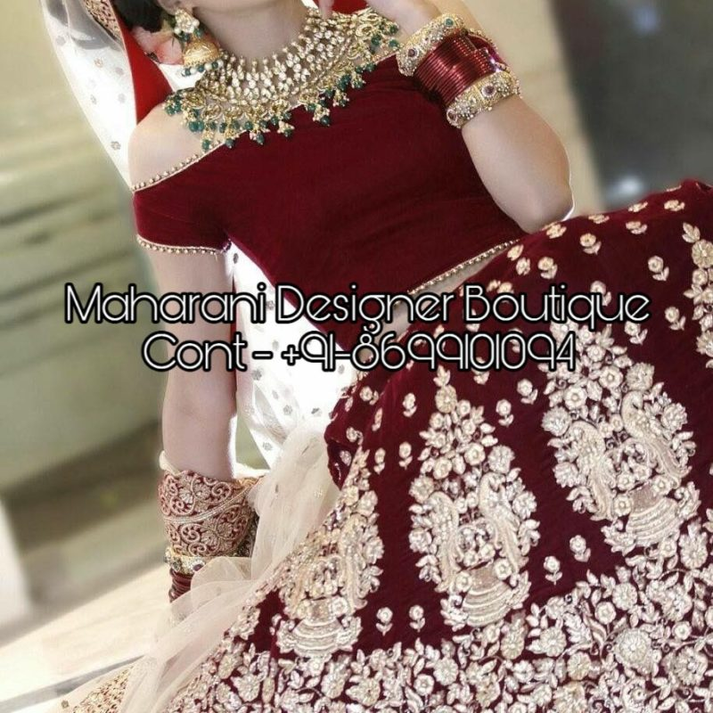 latest bridal lehenga trends 2018, wedding lehenga in trend, latest lehenga in trend, designer lehenga in trend, lehenga latest trend, bridal lehenga latest trend, latest lehenga trend 2017, bridal lehenga new trend, lehengas on trend, Maharani Designer Boutique