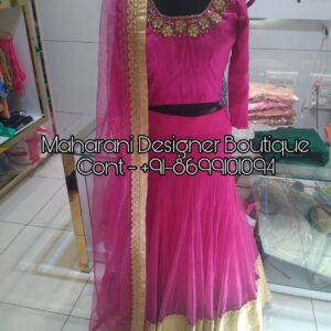 lehenga trends 2018, bridal lehenga trends 2018, lehenga choli trends 2018, latest bridal lehenga trends 2018, bridal lehenga trends for 2018, latest lehenga trends 2018, wedding lehenga trends 2018, Maharani Designer Boutique