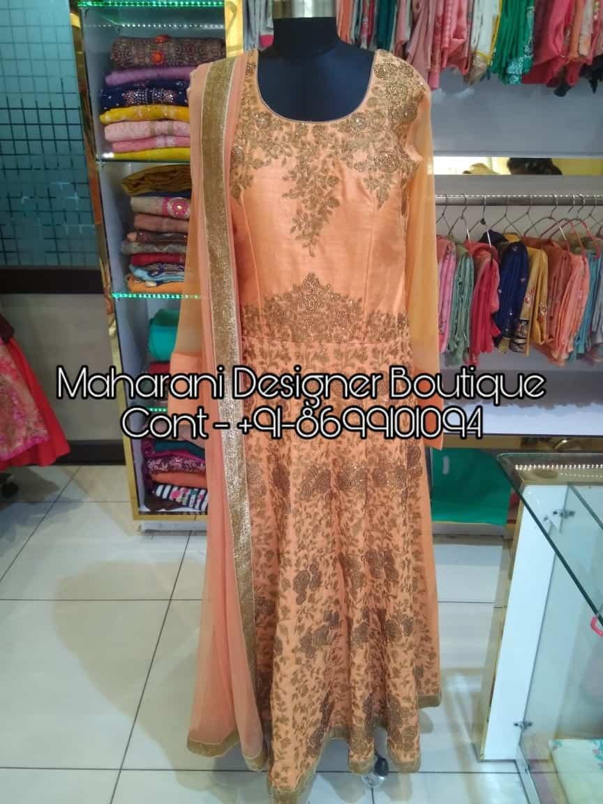 New Dress Design Ladies 2018 Maharani Designer Boutique