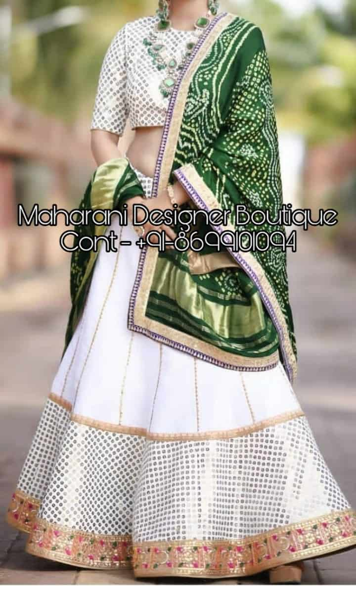 Boutique Lehenga Collection In Hyderabad Maharani Designer Boutique