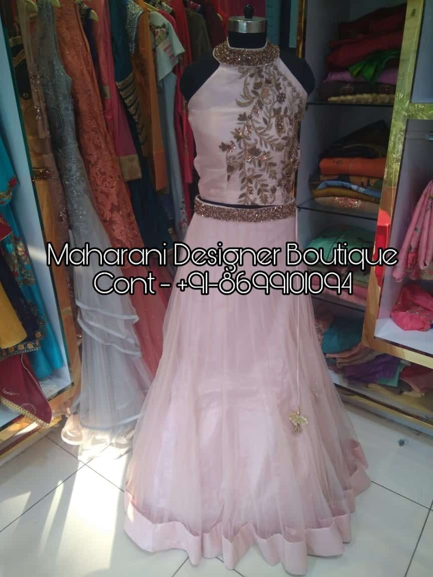Designer Lehenga Boutique In Hyderabad Maharani Designer Boutique