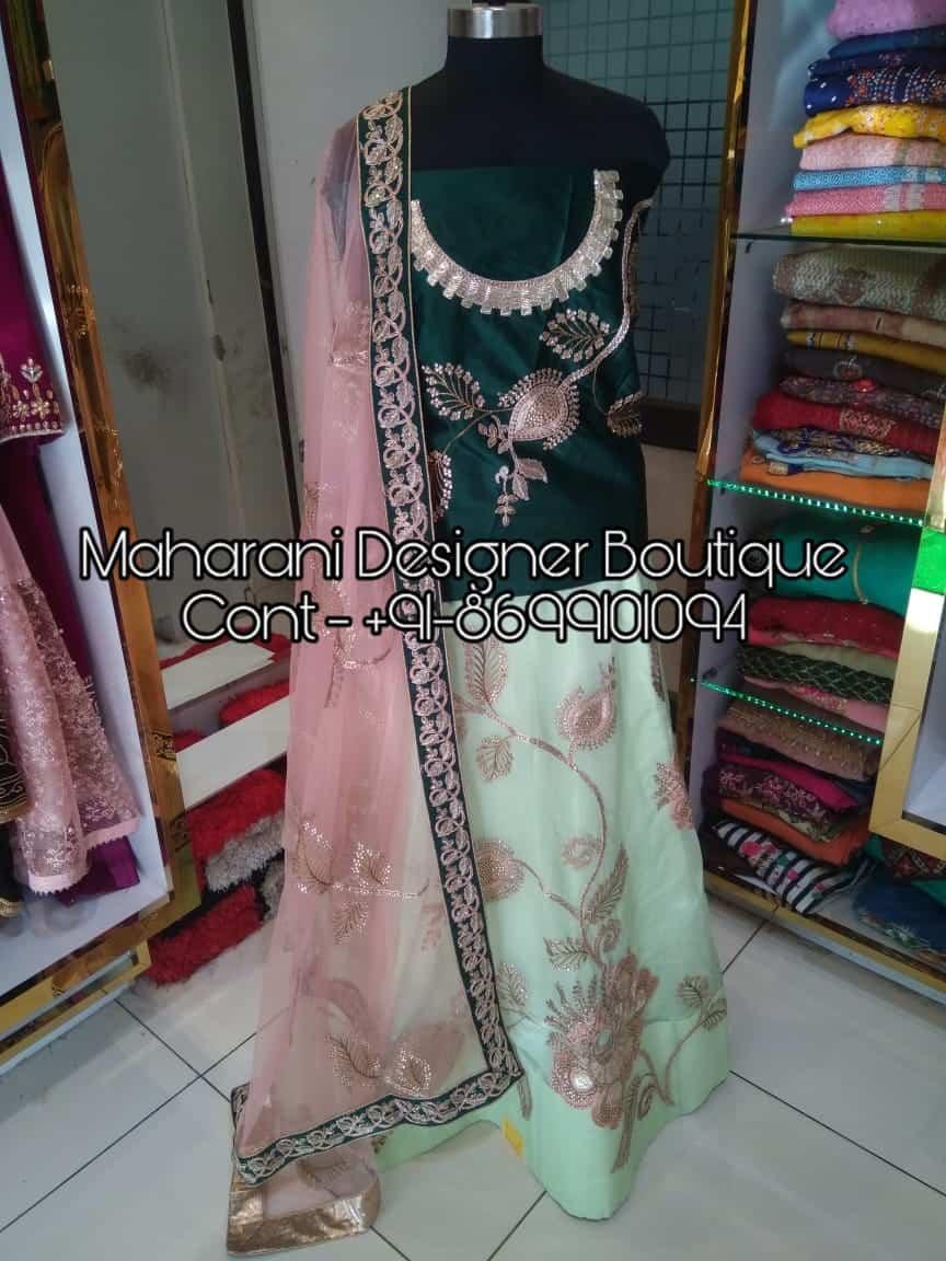 8e9726f6af Partywear Lehenga On Rent In Jalandhar-Amritsar Highway