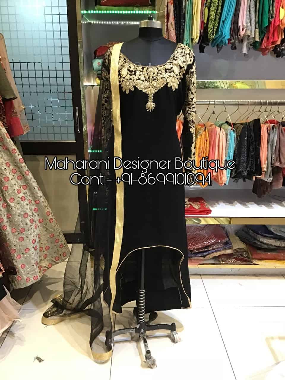Best Boutique In Bangalore Maharani Designer Boutique