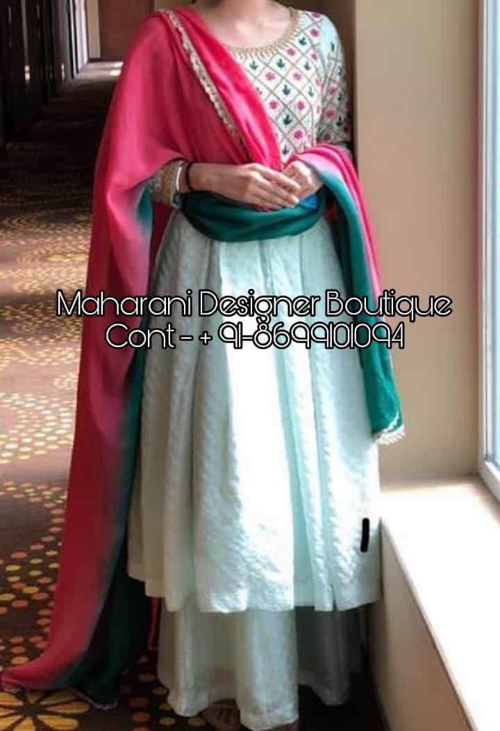Designer Boutiques In Jalandhar For Punjabi Suit