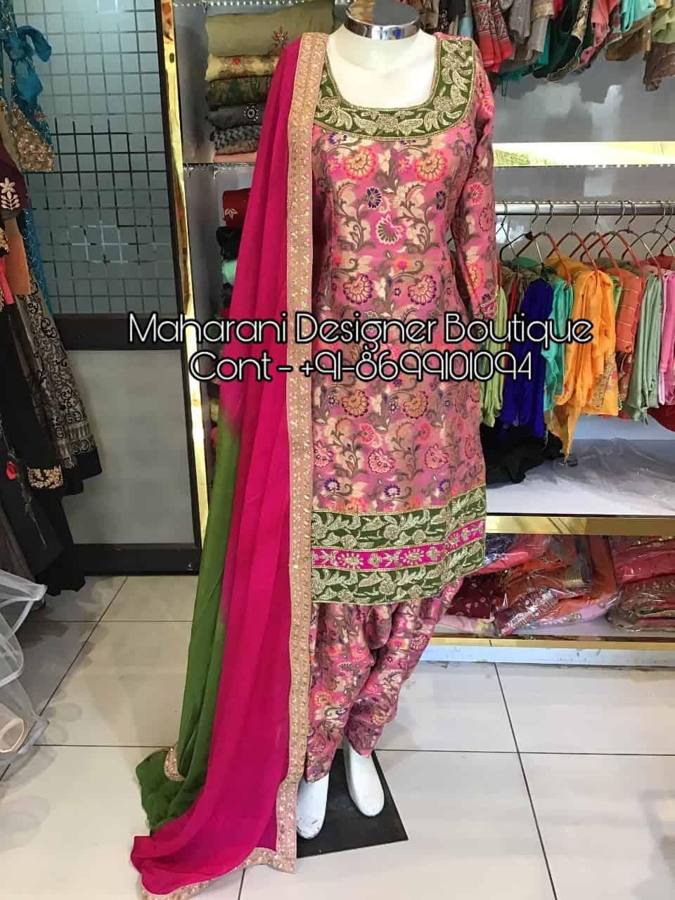 Punjabi Suit Boutique On Facebook In Khanna Maharani