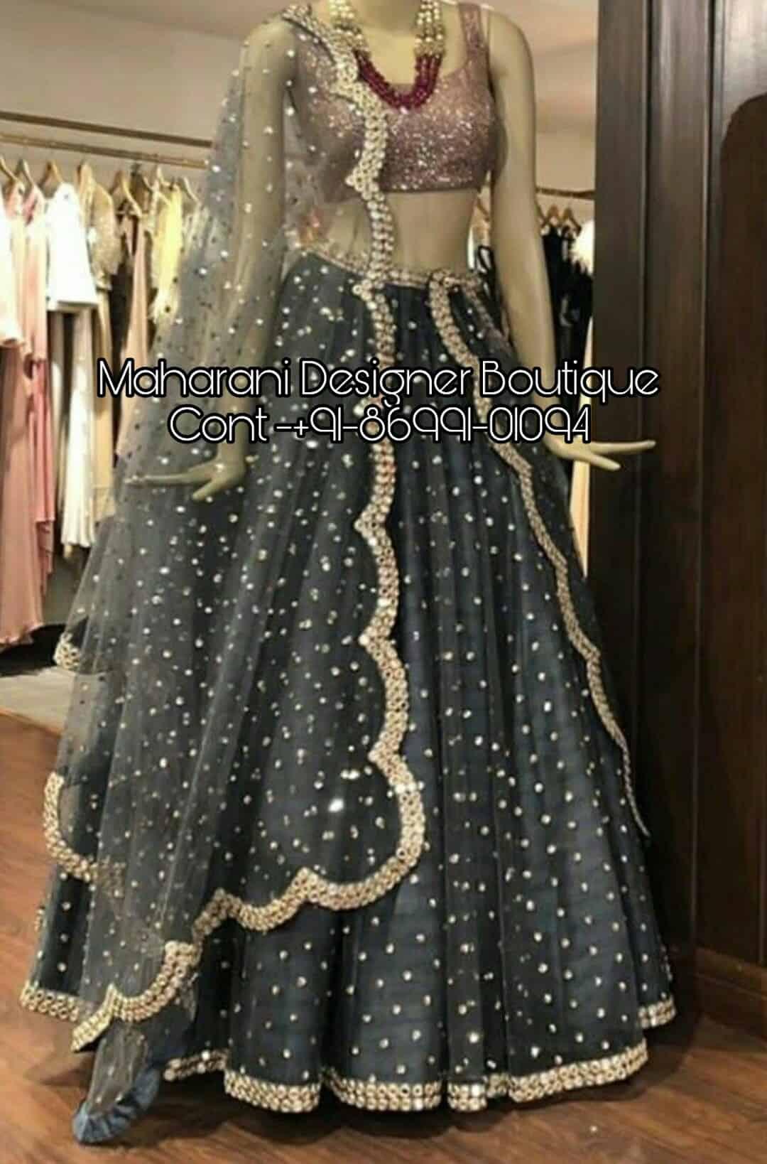 a8bc255fee Boutique Style Lehenga Choli, lehenga choli boutique online, boutiques in  india, lashkara boutique