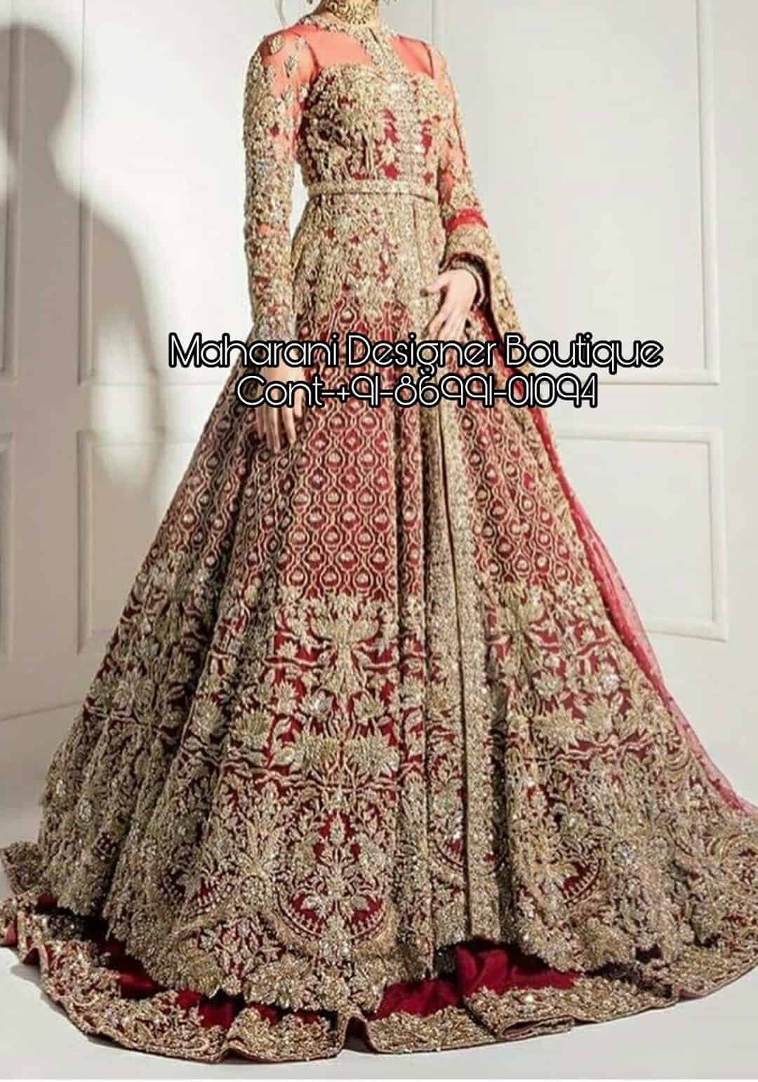 Buy Gowns For Indian Wedding Reception Maharani Designer Boutique,Farm Wedding Barn Wedding Dresses