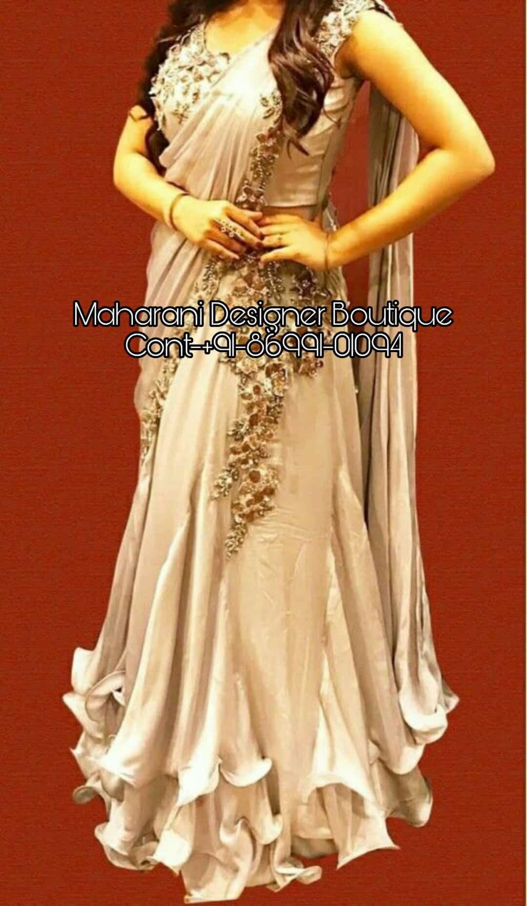 Designer Fashionable Sarees Maharani Designer Boutique