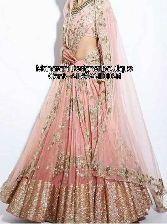 Lehenga Choli Online Shopping Bangalore Maharani