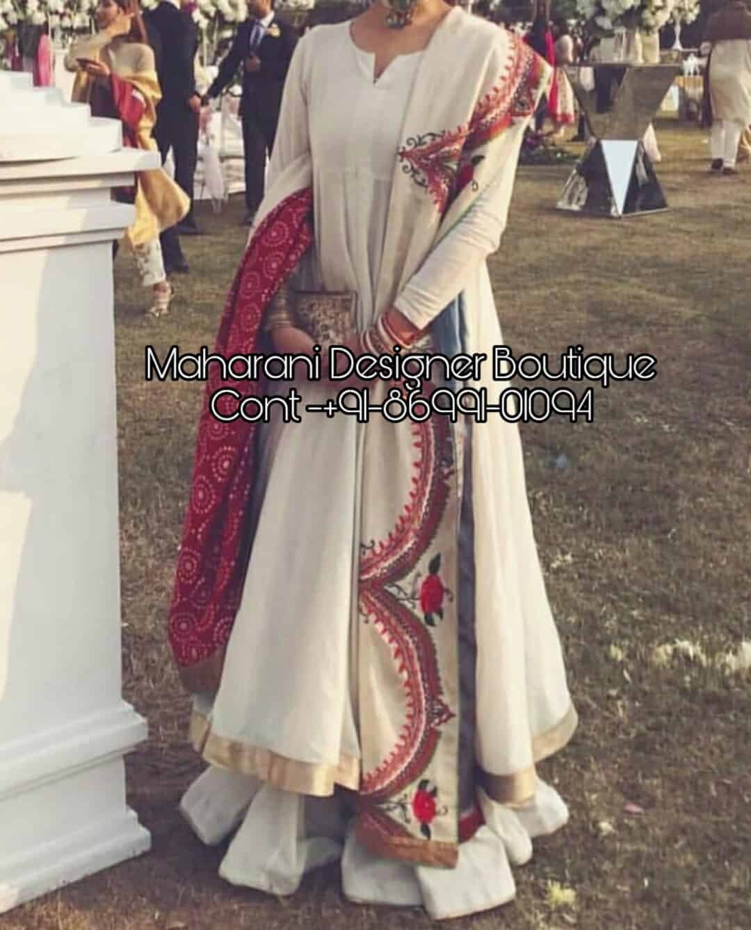 New Fashion Frock Suit Maharani Designer Boutique