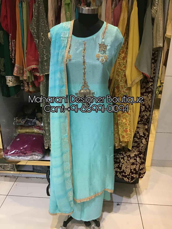 2a4df1471 Heavy Work Punjabi Suits Online