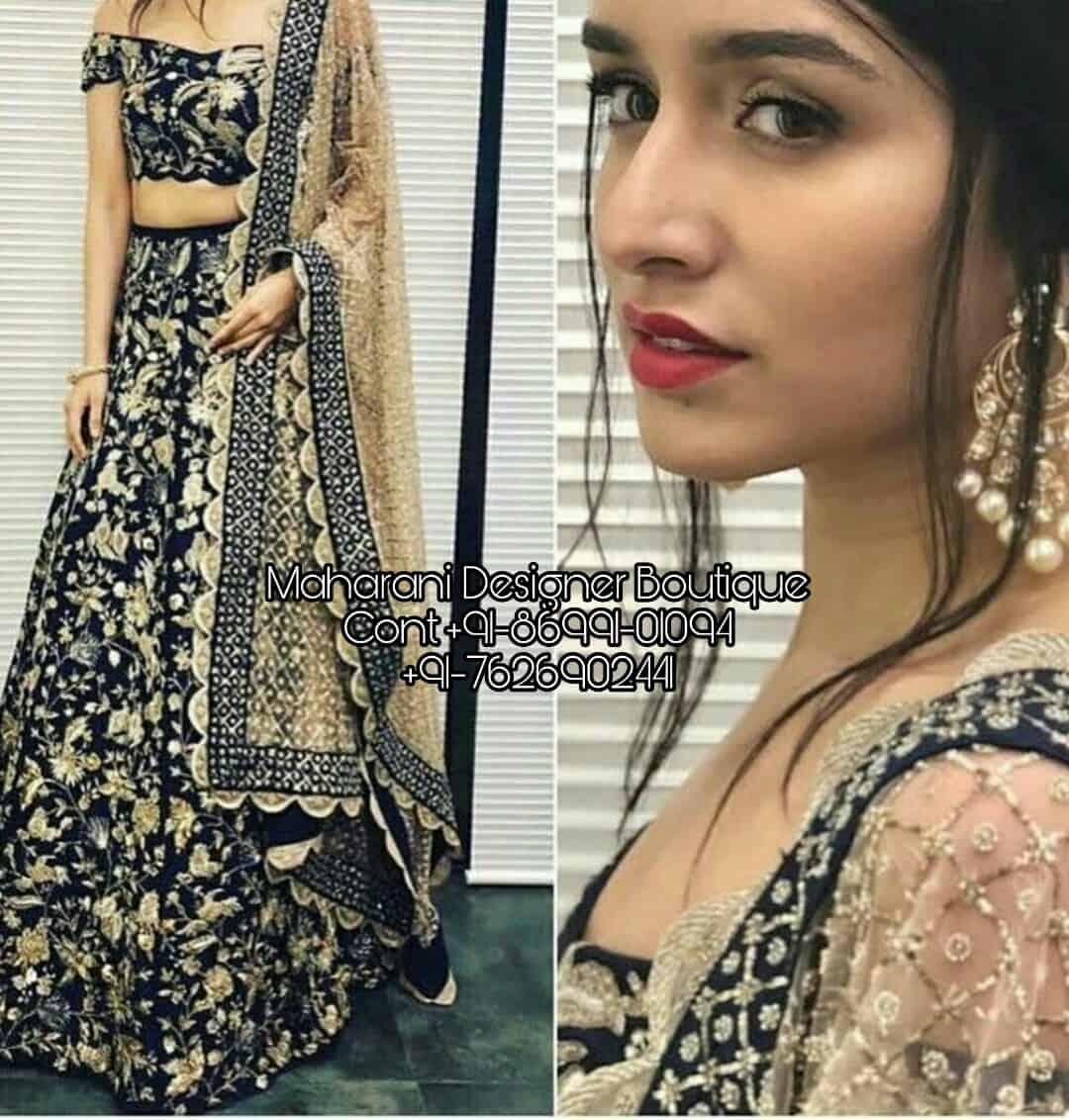 d27da6b47d Online Lehenga Boutique India | Maharani Designer Boutique