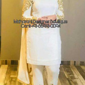 Trouser Suits Asian Online | Maharani Designer Boutique