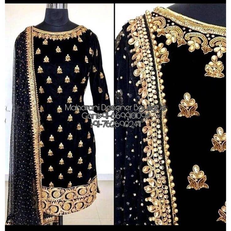 Buy Designer Punjabi Suits Online India Maharani Designer Boutique