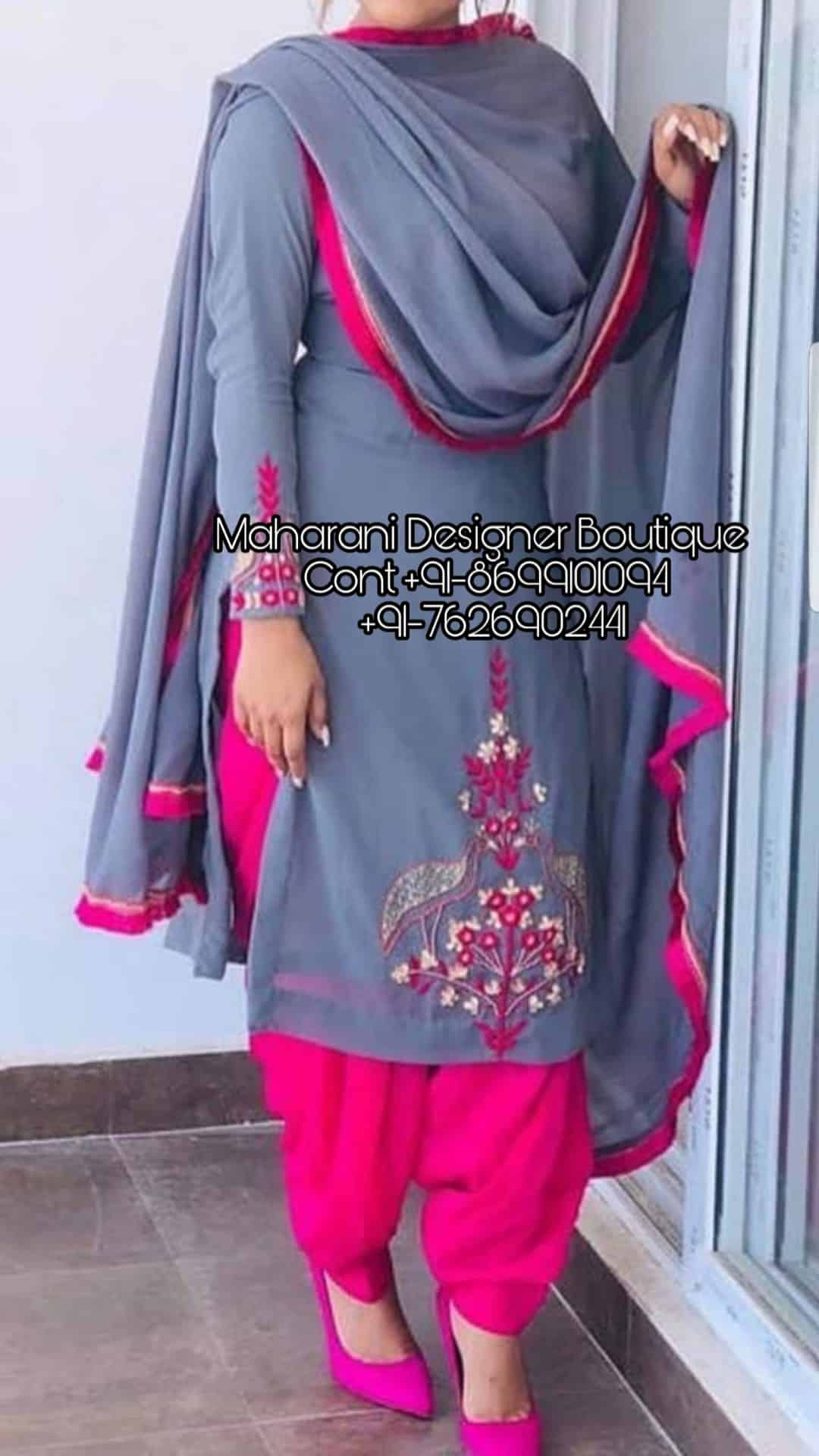 4720b1ffd2 Punjabi Patiala Suits Online Shopping | Maharani Designer Boutique