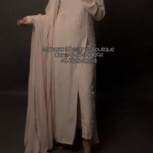 Ladies Pant Suit Designs   Maharani Designer Boutique