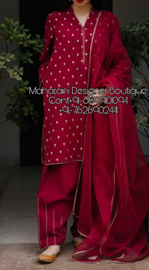 Find here - Punjabi Salwar Suit 2019, punjabi salwar suit design 2019, new punjabi salwar suit 2019, latest punjabi salwar suits 2019, punjabi suit salwar design 2019 images, punjabi salwar suit new design 2019, new punjabi salwar suit design 2019, Maharani Designer Boutique