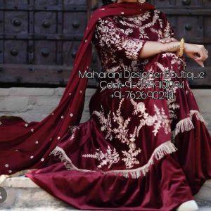 Indian Bridal Lehenga Online Uk | Maharani Designer Boutique