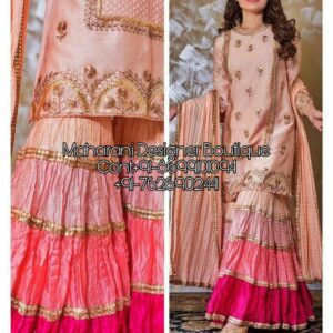 Party Wear Sharara Suit With Price, sharara suit party wear, sharara suit party wear images, sharara suit party wear online, party wear sharara suit online, pakistani party wear sharara suit, party wear sharara suit with price, Maharani Designer Boutique