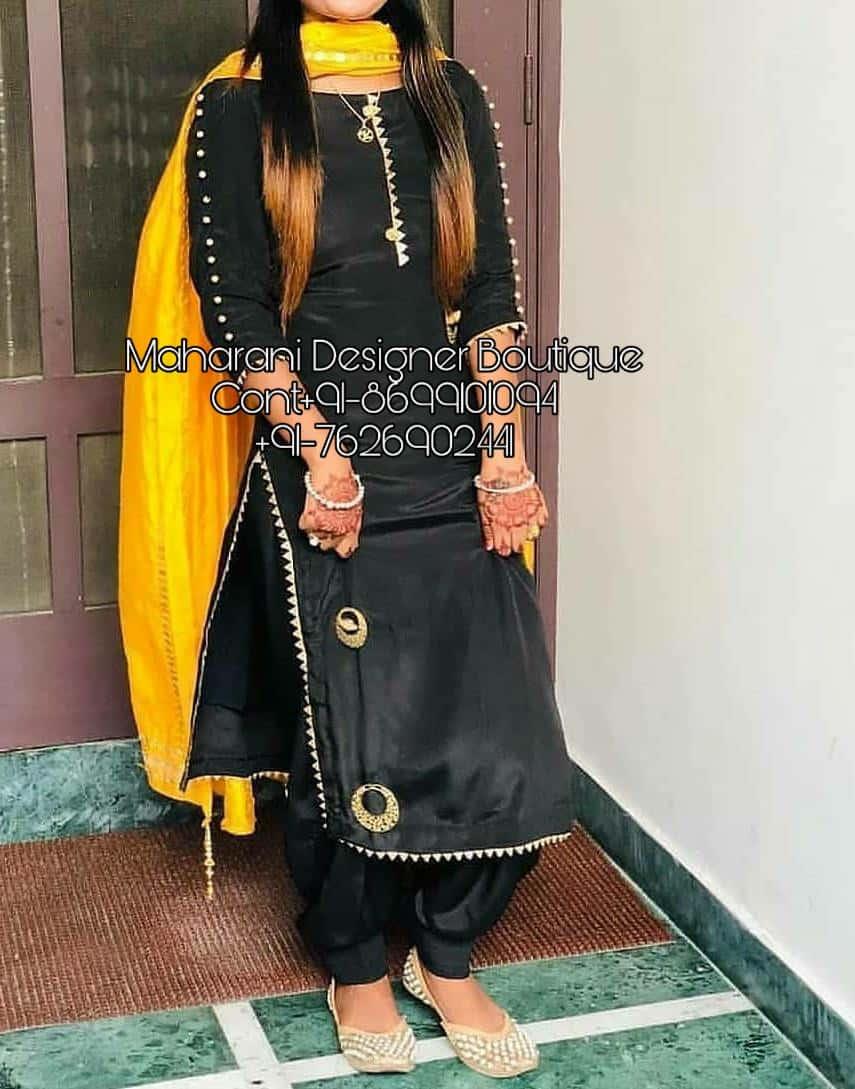Punjabi Suit Online Canada Maharani Designer Boutique