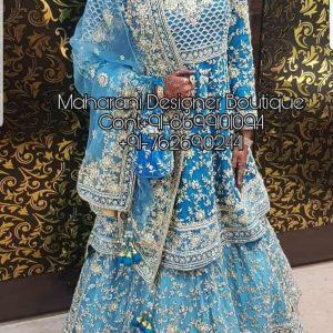 Bridal Lehenga Images 2019, new bridal lehenga design 2019 images, bridal lehenga blouse design 2019 latest images, best designer bridal lehenga collection, buy designer bridal lehenga, designer bridal lehenga collection, Maharani Designer Boutique